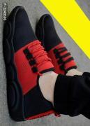 Men's Stylish Red Ultra Lite Sports Sneaker