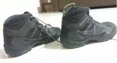 Excellent Quality Quechua Shoes(Black) for sale