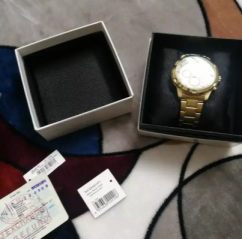 Scratchless Seiko Watch for sale