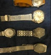 USED  Antique vintage watches