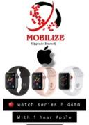 used Apple iWatch Series 5 44MM Brand New Seal Pack 1 Year Apple Warranty