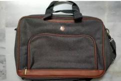 Branded Brown Color Office cum Laptop Executive Bag