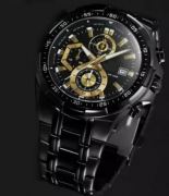 Edifice stainless steel watch