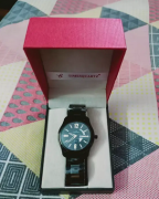 Times quartz watch