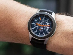 Samsung Galaxy Watch 46mm Indian Under Warranty with Bill for 15999