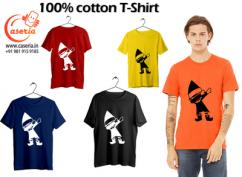 Printed T-shirts for Men and Women