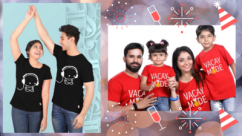 Online Couple T-Shirts   Family T-Shirt   Matching Family T-Shirt Shop