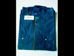 ETON Blue Overshirt