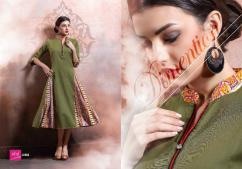 magnificent rayon printed grace plus kurtis available