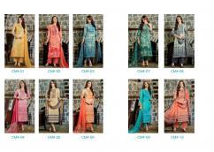 elegant sahiba sarg camilla pure cotton digital print with work suits