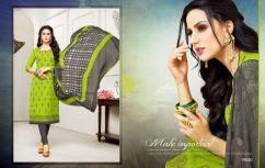 3b1b984a43 Elegant Pure Soft Cotton Satin Kimora Heer 16 Plazzo Suits | Rohtak ...