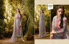 zubeda ansika vol2 georgette designer suits catalog at wholesale price- rs1640 e