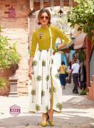 kajal style dairy milk vol6 kurtis wholesale catalog