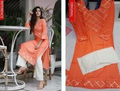trendy kurta & palazzo set