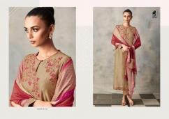 elegant sahiba rida pure south silk embroidery suits available