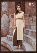 elegant fancy designer s4u kurtis available in all sizes