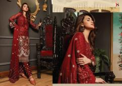 elegant deepsy gulbano vol 7 georgette designer suits