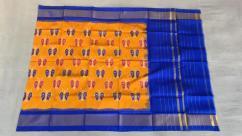 elegant Pure ikkat silk dupatta available in new prints