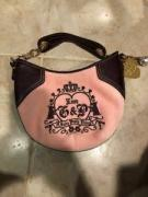 Handbag In Light Pink Color