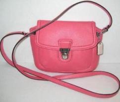 Pink In Color Handbag In Latest Design