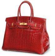 Red Coloured Ladies Purse Available