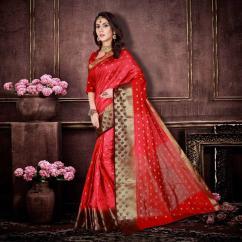 Brocade sarees online shopping