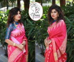Bridal Blouses in Coimbatore, Designer blouse with Hand embroidery in Coimbatore