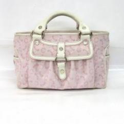 Handbag In Light Shade Available