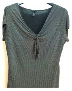 Fancy Top In Grey Colour Available