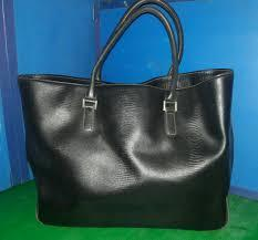 Handbag In Black Colour Available
