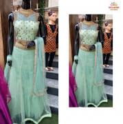 Womens designer Crop-Top Skirt- Buy now from Solanki Fashion Ghaziabad