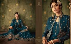 mohini glamour vol70 catalog at wholesale and singles  fabric- georgette with sa