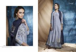 ganga essence catalog at wholesale and singles  fabric- silk printed  wholesale