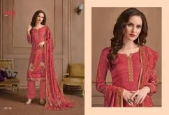 vipul rosetta catalog at wholesale and singles  Satin geo digital print top with