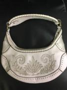 White Coloured Designer Purse Available
