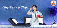 Buy Womens Branded Latest Nighty and Pure Cotton Nighties for wholesale online