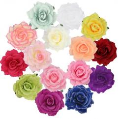 Colourful Floral Clips In Lowest Price