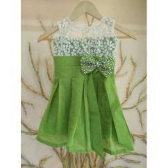 Beautiful designer Top In Green Color