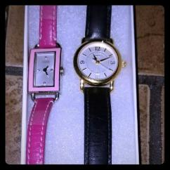 Set of wrist watch