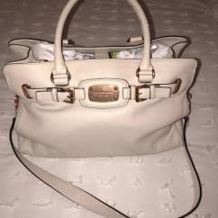 White coloured Handbag