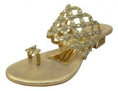 Designer partywear Sandle available