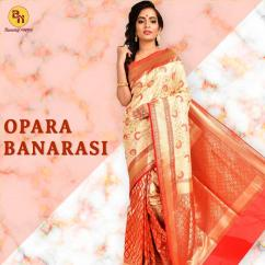 Exquisite collection of Banarasi sarees online at best price