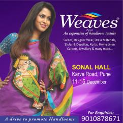 Weaves Handloom Exhibition
