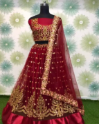 Bridal Lehenga and sarees
