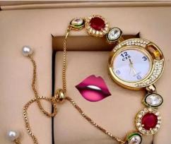 Woman Stylish watches