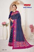 Best Patola Printed Pattern Traditional Saree