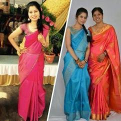 Angadi  Bangalore Silks Sarees