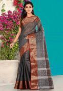 Bengal handloom tant saree
