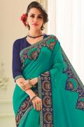 Festival Wear Salwar Suits and Sarees