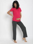 Wide Leg Maternity Lounge Pants